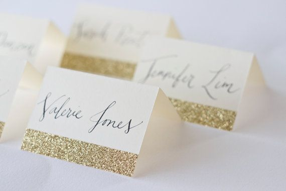 place cards busy lizzy creations
