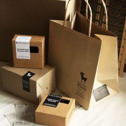 Packaging & supplies Shop