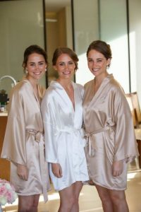 Bride And Bridal Party Robes | Wedding Gallery