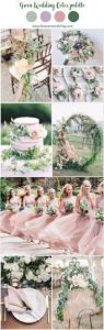 6.-blush-bridesmaid-dresses-greenery-wedding-dream-wedding-ideas